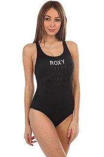 Купальник женский Roxy Kir Basic 1pce Anthracite