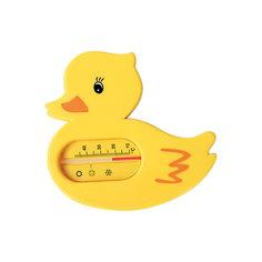 """Термометр для ванной """"Уточка"""", Kurnosiki, желтый Курносики"""