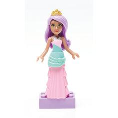 Барби: мини фигурка Candy Princess, MEGA BLOKS