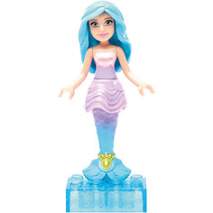 Барби: мини фигурка Candy Mermaid, MEGA BLOKS