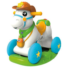 "Лошадка-каталка ""Baby Rodeo"", Chicco"