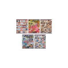 """Комплект тетрадей """"Магия чисел"""" (10 шт), 48 листов, Канц-Эксмо"""