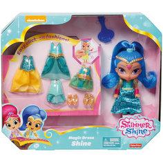 Кукла Шайн в сверкающем наряде, Shimmer&Shine Mattel