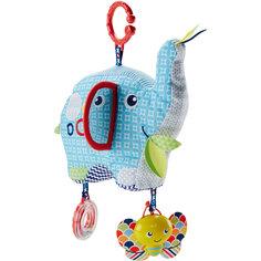 Плюшевая игрушка «Слоненок», Fisher Price Mattel