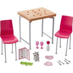 """Набор мебели """"Обеденный стол"""" из серии """"Отдых дома"""", Barbie Mattel"""