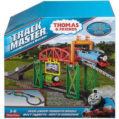 """Игровой набор """"Гонка по болоту"""", Томас и его друзья Mattel"""