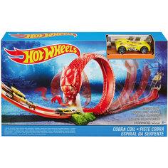 Игровой набор Cobra Coil, Hot Wheels Mattel