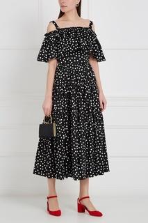 Хлопковое платье Dolce & Gabbana