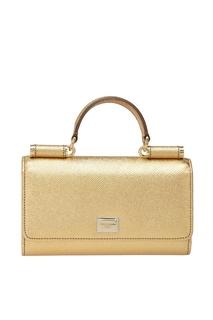Сумка Mini Von Bag Dolce & Gabbana