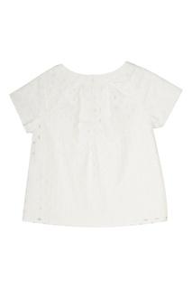 Хлопковая блузка Erika Bonpoint