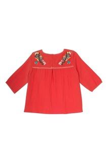 Хлопковая блузка Epika Bonpoint