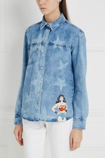 Джинсовая рубашка Drussila Paul & Joe Sister