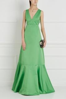 Платье в пол Rochas