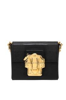 Кожаная сумка Dolce & Gabbana