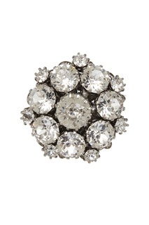 Кольцо с кристаллами Dolce & Gabbana