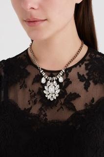 Колье с кристаллами Dolce & Gabbana