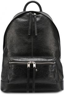 Кожаный рюкзак Classic Balenciaga