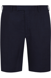 Льняные бермуды с карманами Polo Ralph Lauren