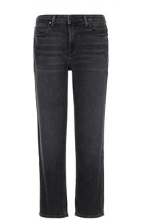 Укороченные джинсы прямого кроя Denim X Alexander Wang