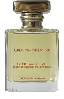 Духи Sensual Love Ormonde Jayne
