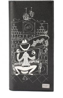 Комплект из футляра для документов и обложки для паспорта Dolce & Gabbana