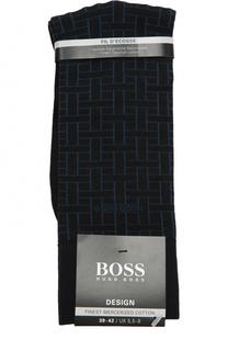 Хлопковые носки BOSS