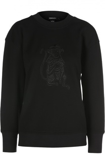 Пуловер джерси DKNY
