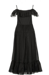 Платье Saint Laurent