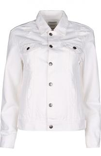Джинсовая куртка Edit