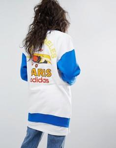 Свитшот adidas Originals Archive - Белый