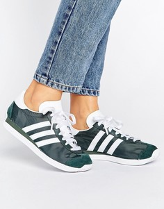 Adidas Country OG Trainers - Зеленый