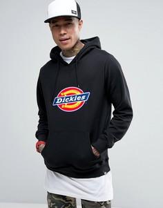 Худи с логотипом Dickies - Черный