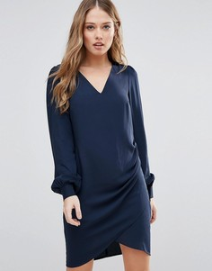 Платье Y.A.S Kalay - Темно-синий