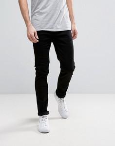 Черные узкие джинсы стретч Only & Sons - Черный