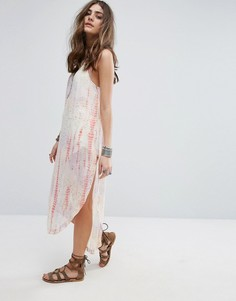 Топ макси Free People Remember When - Мульти