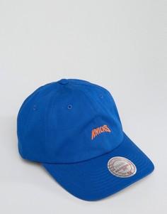 Mitchell & Ness Elements Dad Cap NY Knicks - Синий