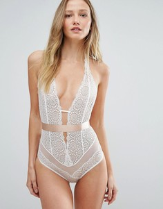 Боди Lepel London Sophia - Белый