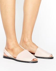 Кожаные сандалии Park Lane - Розовый