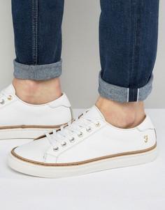 Кроссовки Farah Bush - Белый
