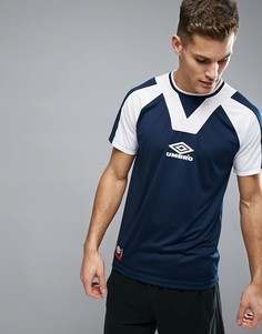 Umbro Pro Training Corona T-Shirt - Темно-синий
