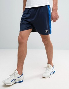 Спортивные шорты Umbro - Темно-синий