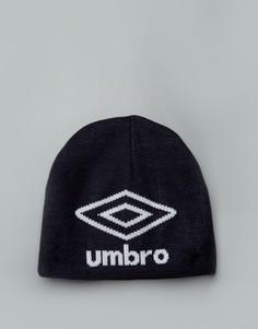 Спортивная шапка Umbro - Темно-синий