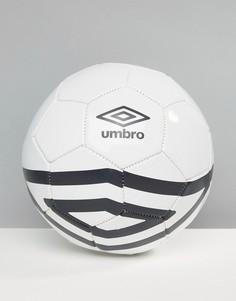 Футбольный мяч Umbro Gecko - Белый