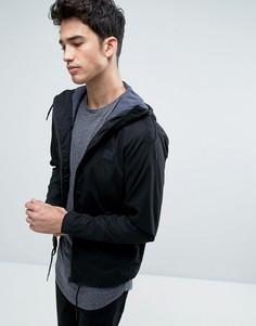 Легкая куртка с капюшоном Jack & Jones Core - Черный
