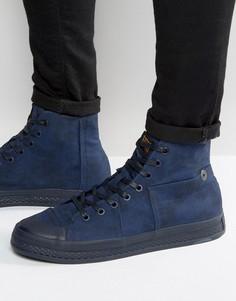 Высокие кеды G-Star Bristum - Синий