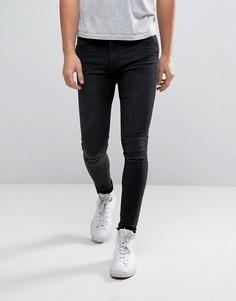 Черные джинсы с напылением Waven - Черный
