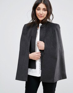 Куртка-накидка Neon Rose - Серый