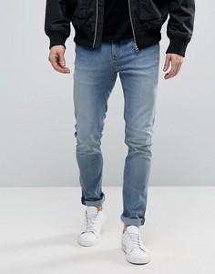 Синие джинсы Cheap Monday - Синий