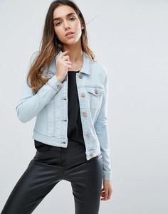 Джинсовая куртка Noisy May Debra - Синий
