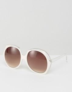 Солнцезащитные оversize-очки в квадратной оправе ASOS - Мульти